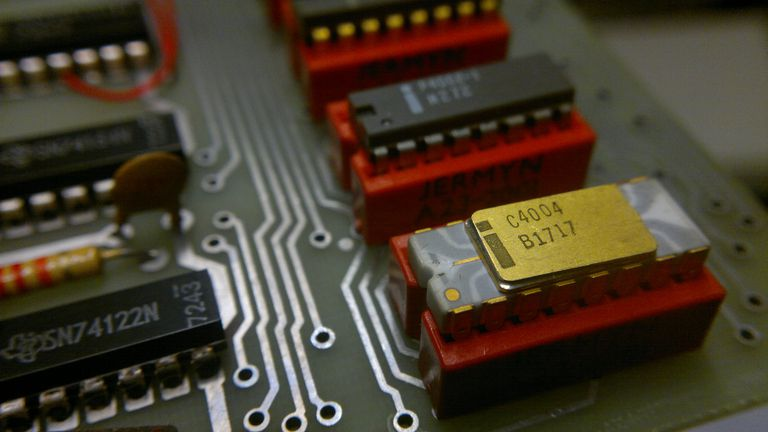 Change in Microprocessors World!